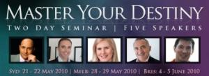 Business Success Seminar Australia